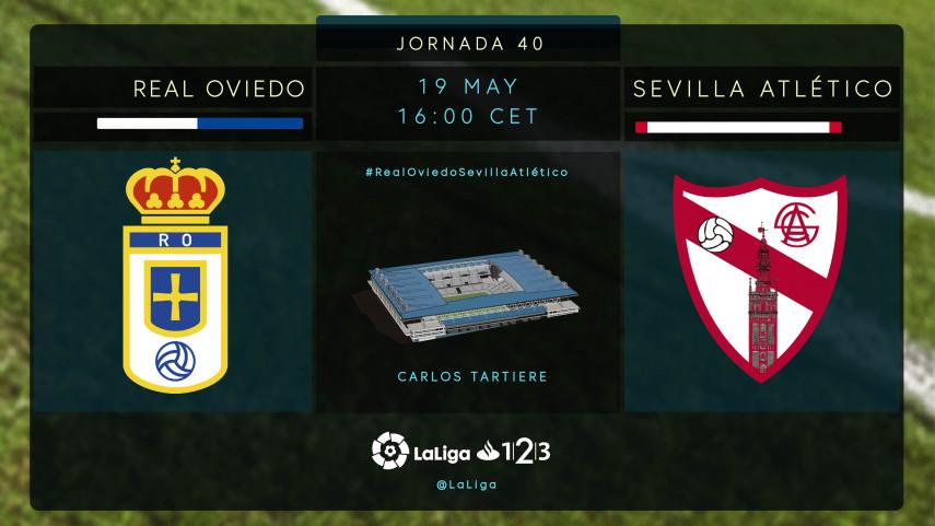 R. Oviedo - Sevilla Atlético: Nunca darse por vencido