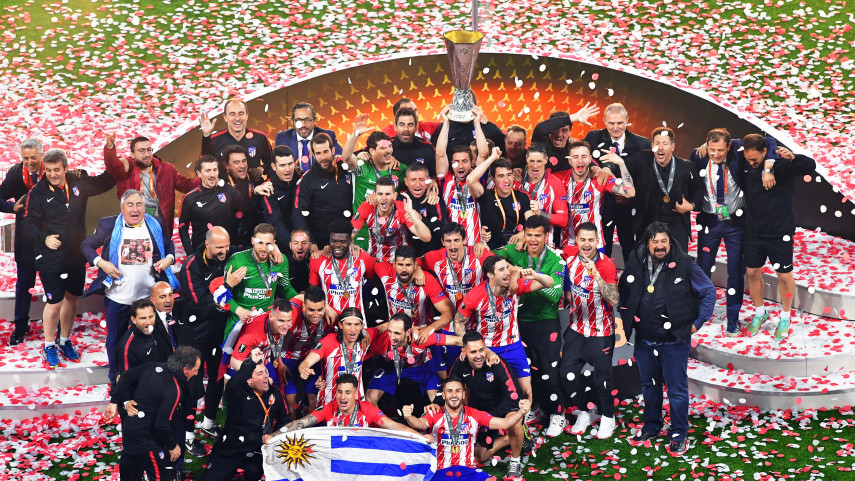 Globe Soccer's Best Club of the Year plays in LaLiga Santander