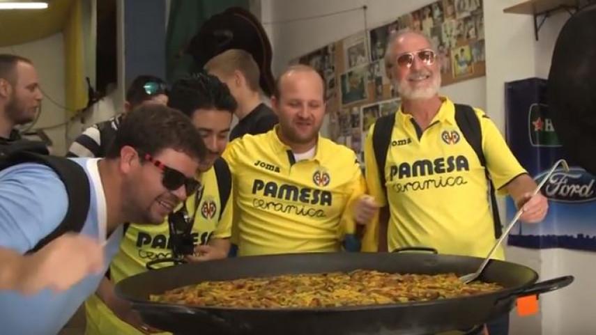 Así fue la Experience con aficionados internacionales del Villarreal