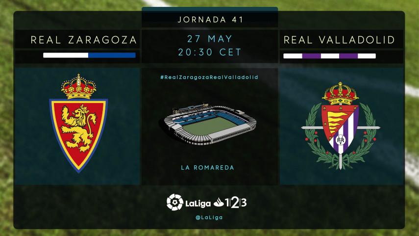 El play-off se juega en La Romareda