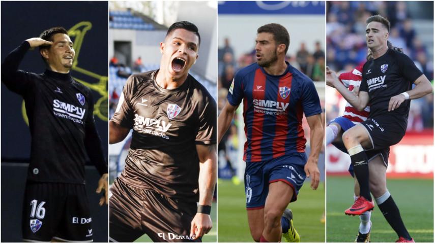 Sudamérica, protagonista en el histórico ascenso de la SD Huesca