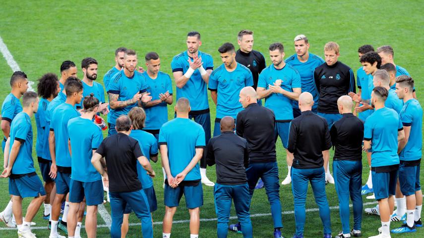 El Real Madrid busca en Kiev su 13ª corona europea