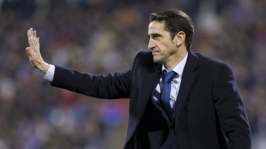 Manolo Jiménez, nuevo entrenador de la UD Las Palmas
