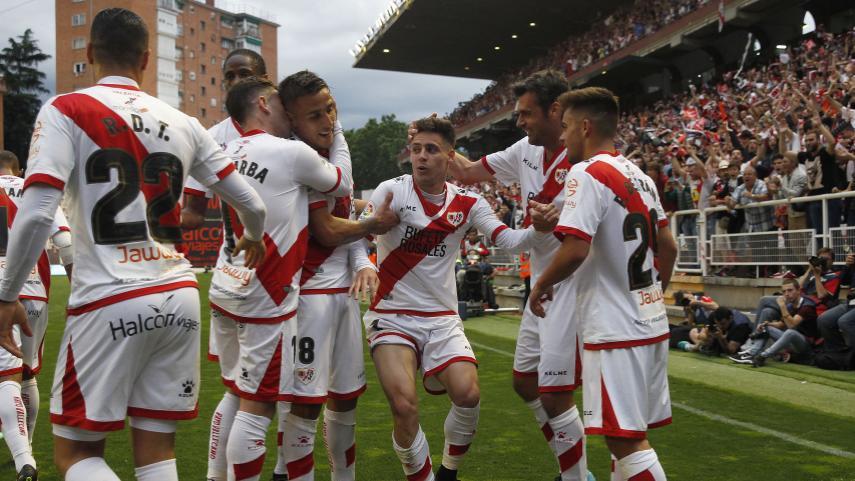 Las claves de una temporada histórica para el Rayo Vallecano