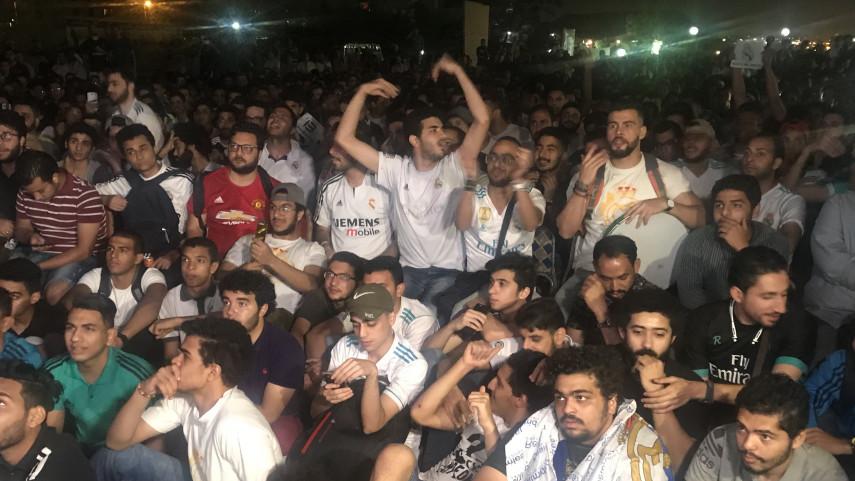 El Cairo y 'su' Real Madrid campeón de Europa