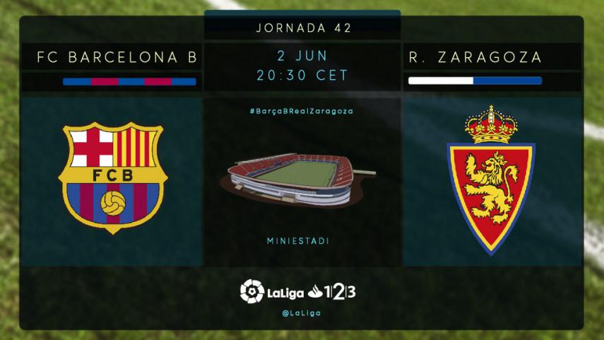 El R. Zaragoza, a por el tercer puesto