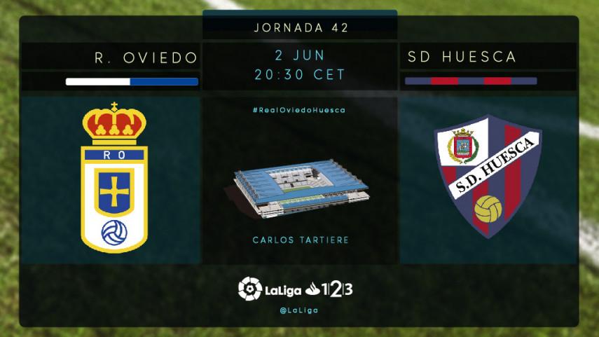 El Oviedo apura sus opciones de entrar en el play-off de ascenso