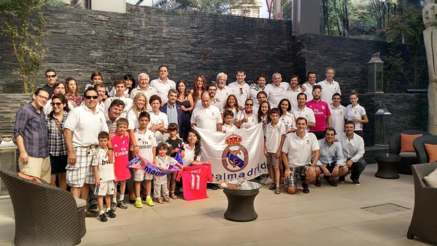 La Décima de Santiago, la peña que nació con el gol de Sergio Ramos