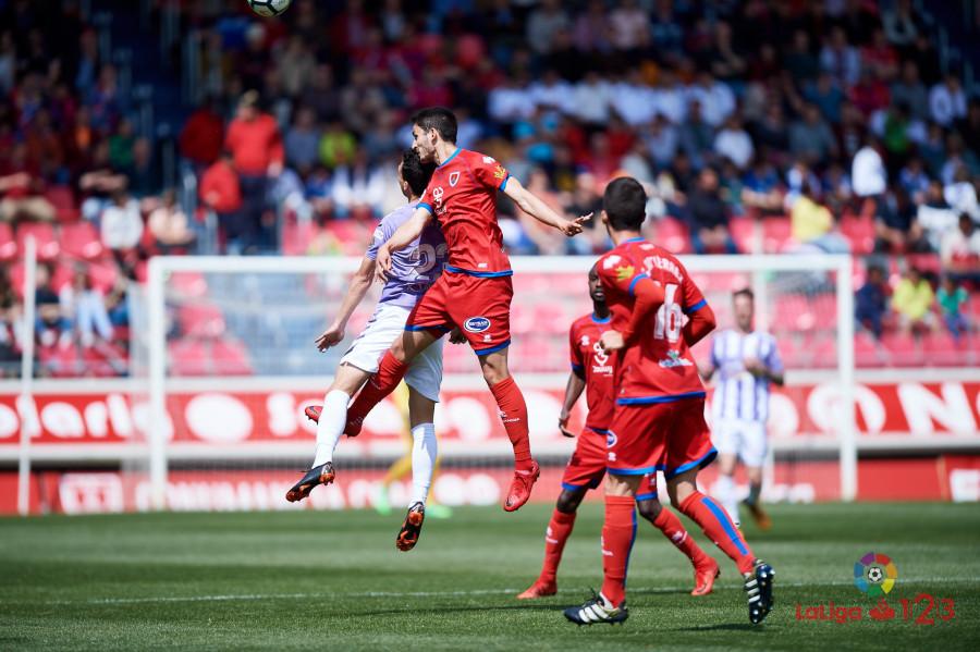 El Real Valladolid corta el ritmo del Numancia (0-1)   Imagen 7