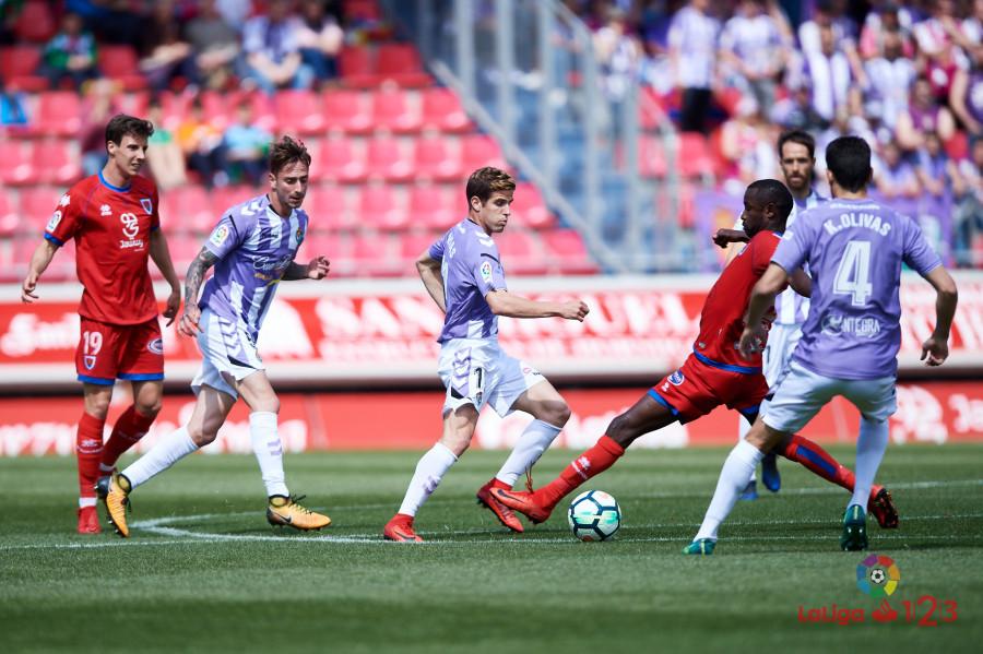 El Real Valladolid corta el ritmo del Numancia (0-1)   Imagen 6
