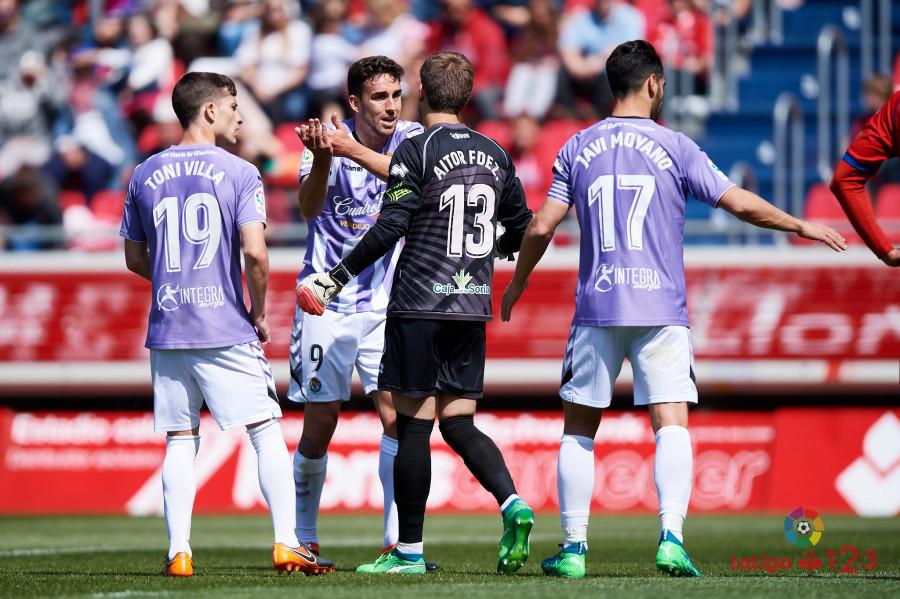 El Real Valladolid corta el ritmo del Numancia (0-1)   Imagen 5