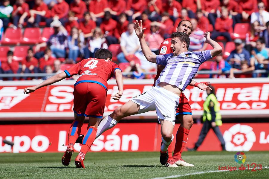 El Real Valladolid corta el ritmo del Numancia (0-1)   Imagen 1