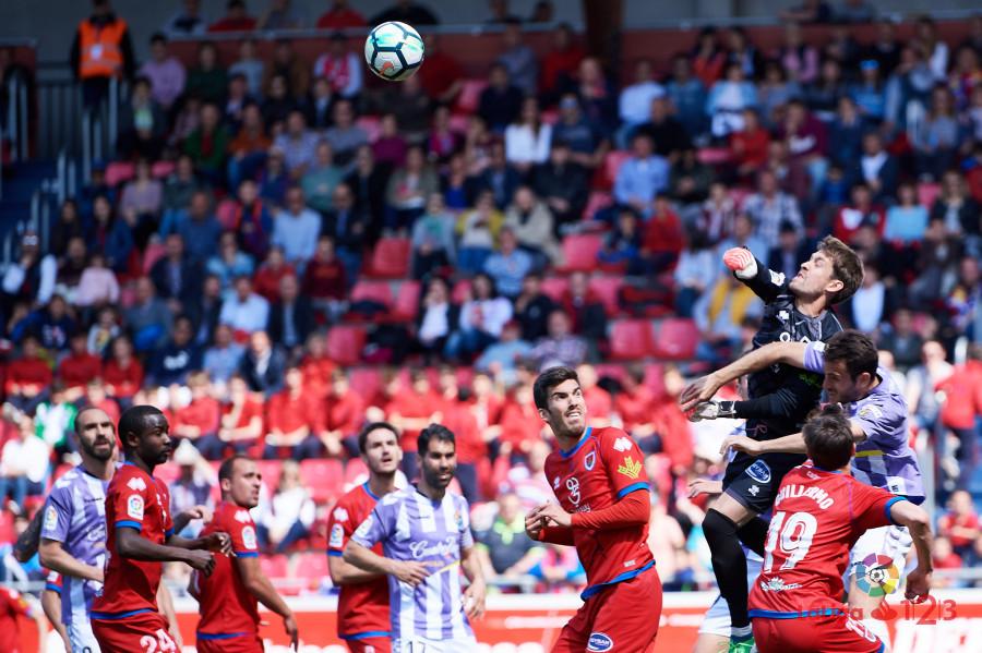 El Real Valladolid corta el ritmo del Numancia (0-1)   Imagen 2
