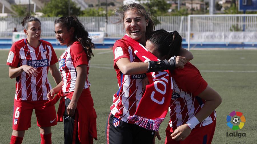 Álbum Todas las fotos de la celebración del título del Atlético de Madrid Femenino   Liga de ...