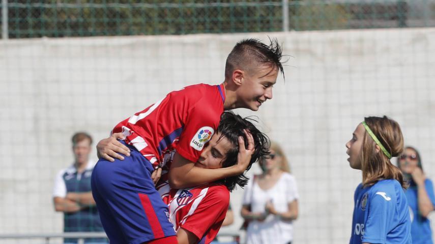 Emoción, goles y mucho fútbol en el arranque de LaLiga Promises