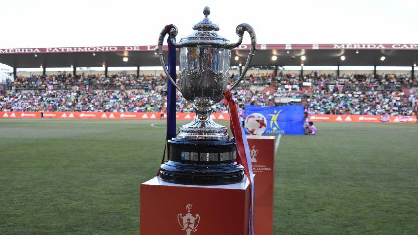 Definidos los cuartos de final de la Copa de la Reina