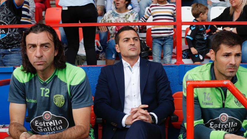 Francisco, nuevo entrenador del Córdoba CF