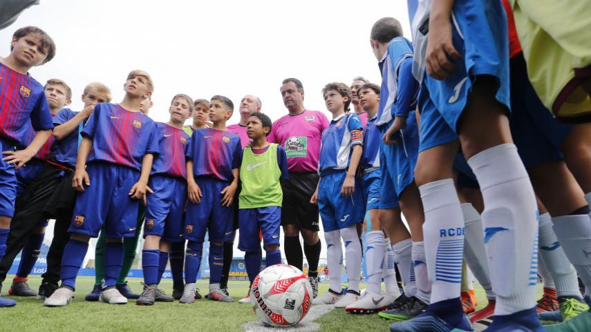 Comienza la cuenta atrás para un nuevo torneo de LaLiga Promises en Villarreal