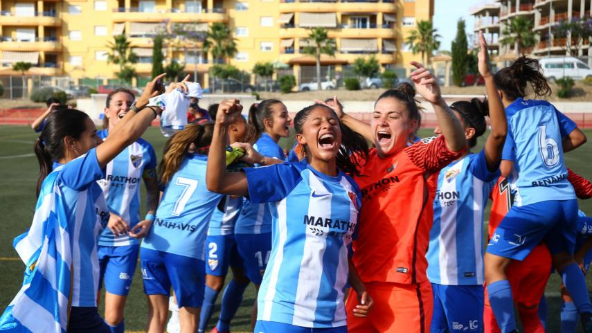 Cinco cosas que quizá no sabías del Málaga CF Femenino