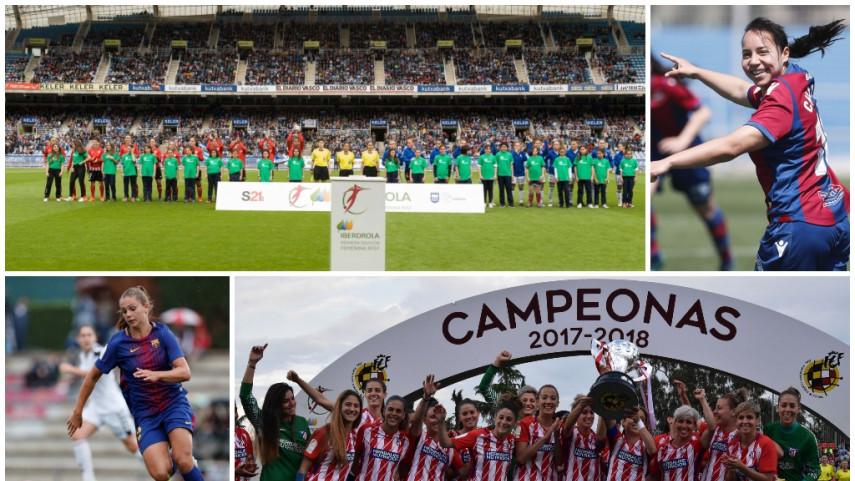¿Cuál es para ti el momento de la Liga Iberdrola 2017/18?