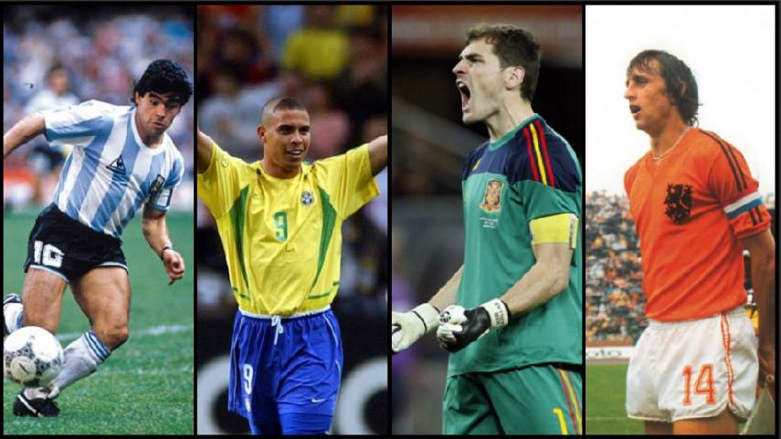 ¿Quién crees que ha sido el mejor jugador de LaLiga de la historia de los mundiales?