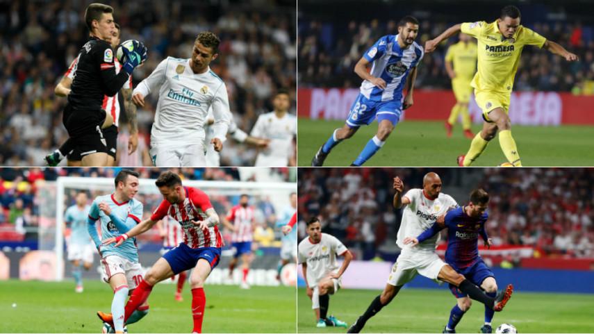 Todos los equipos de LaLiga Santander estarán representados en el Mundial 2018