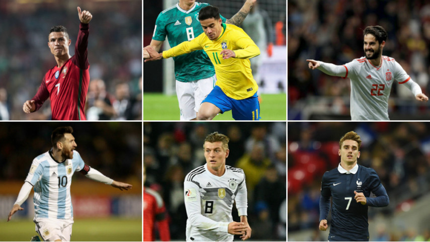 Follow all of the Russia 2018 World Cup action on the LaLiga website