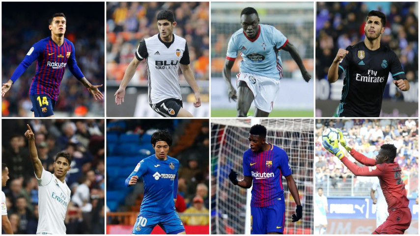 Eight eclectic LaLiga aces to look out for at Russia 2018