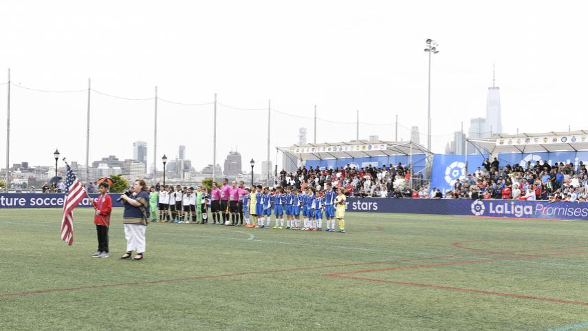 5th International LaLiga Promises Soccer Tournament Returns to Hoboken, NJ from June 28-30th