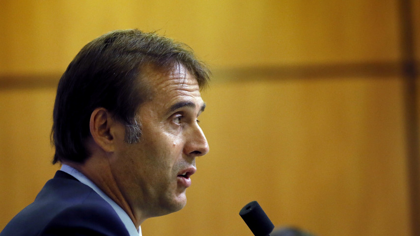 Julen Lopetegui to coach Real Madrid next season