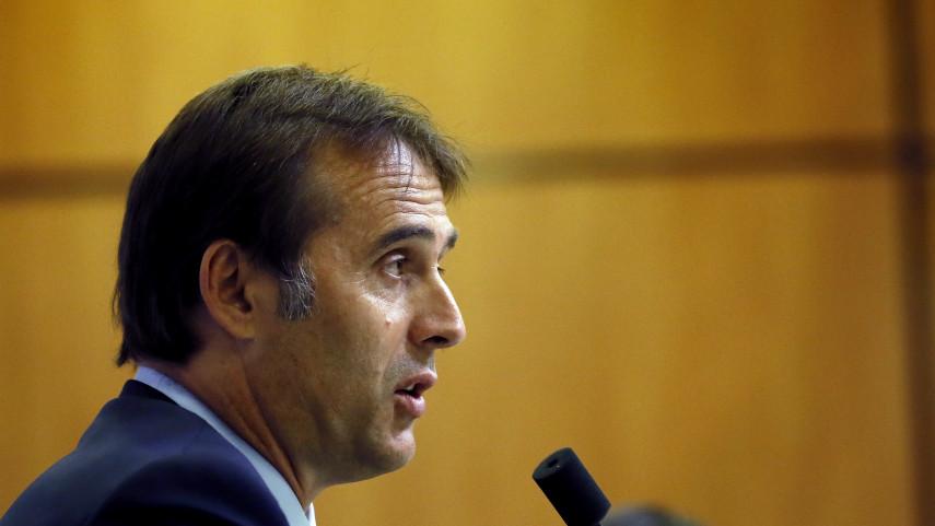 Julen Lopetegui será el entrenador del Real Madrid la próxima temporada