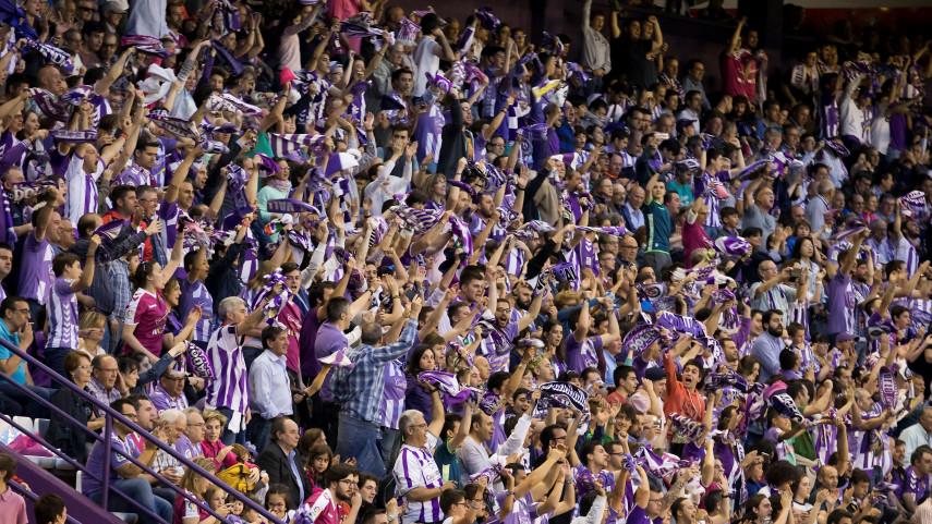 La Federación de Peñas del Real Valladolid estará en Soria con su equipo