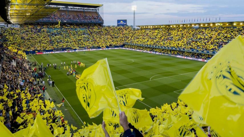 La 'Grada de Animación' del Villarreal para la próxima temporada