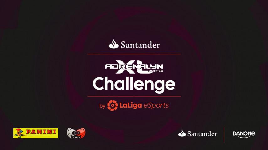 LaLiga eSports estará presente en Gamergy 2018 de la mano de Santander Adrenalyn Challenge by LaLiga eSports