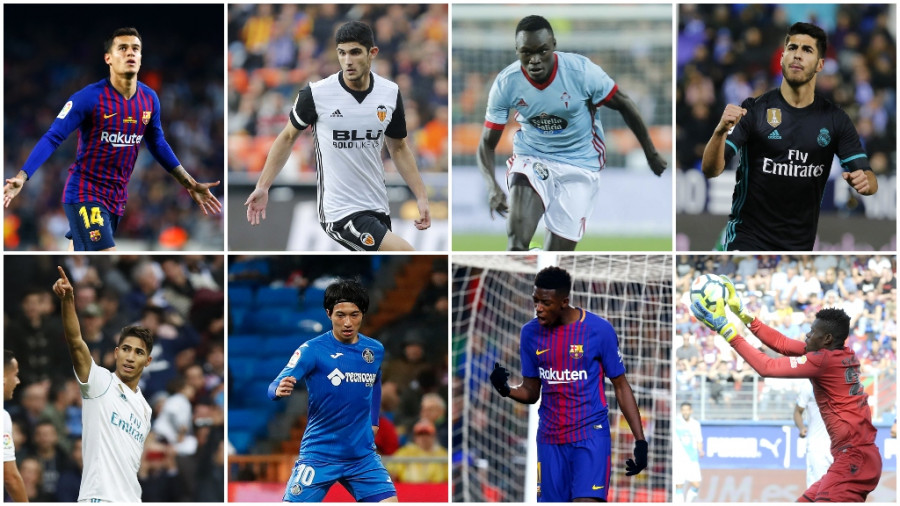 Eight eclectic LaLiga aces to look out for at Russia 2018 | News