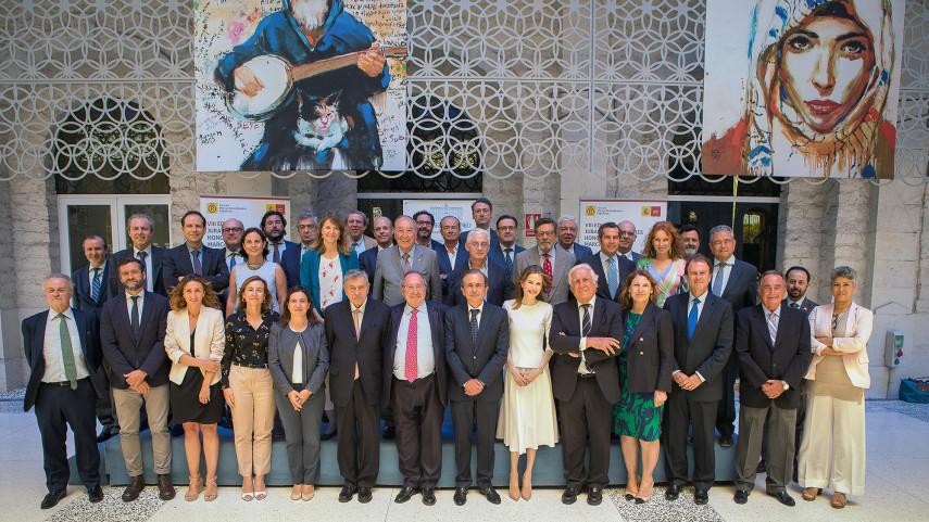 LaLiga nombrada Embajadora Honoraria de la Marca España