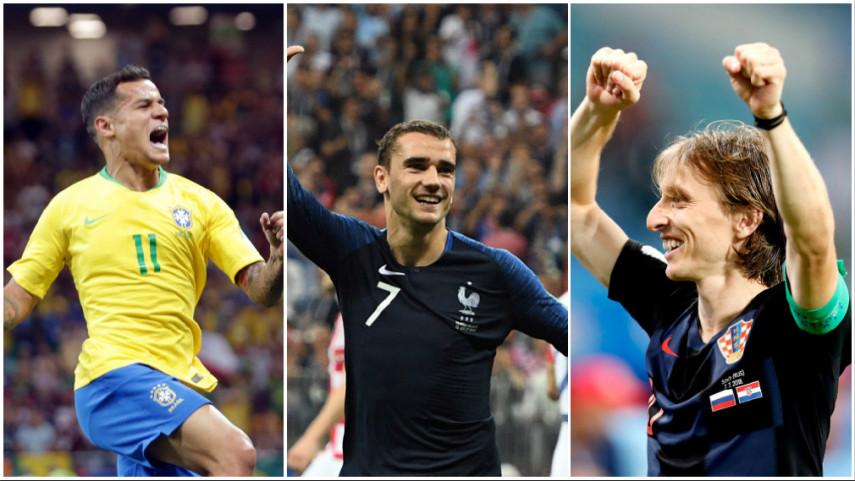 ¿Quién crees que ha sido el mejor jugador de LaLiga en el Mundial?