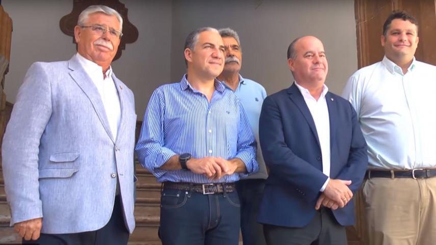 La FPM asistió a la presentación del XLVII Trofeo Ciudad del Torcal