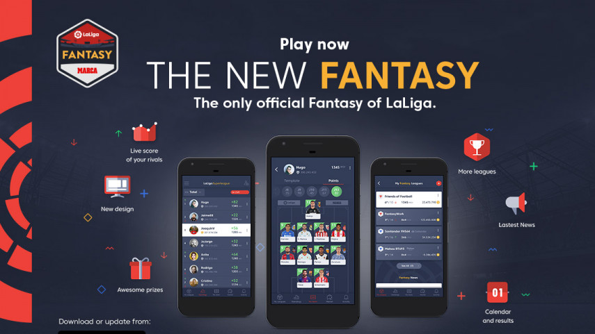 LaLiga Fantasy MARCA is here, and it's better than ever