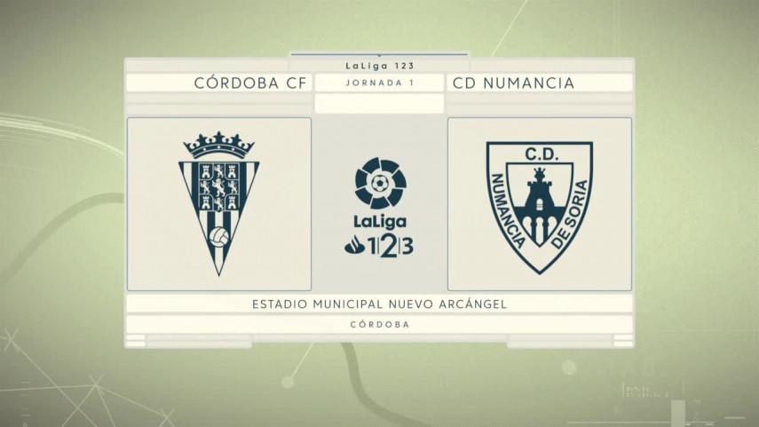 Córdoba y Numancia, a por la temporada del ascenso