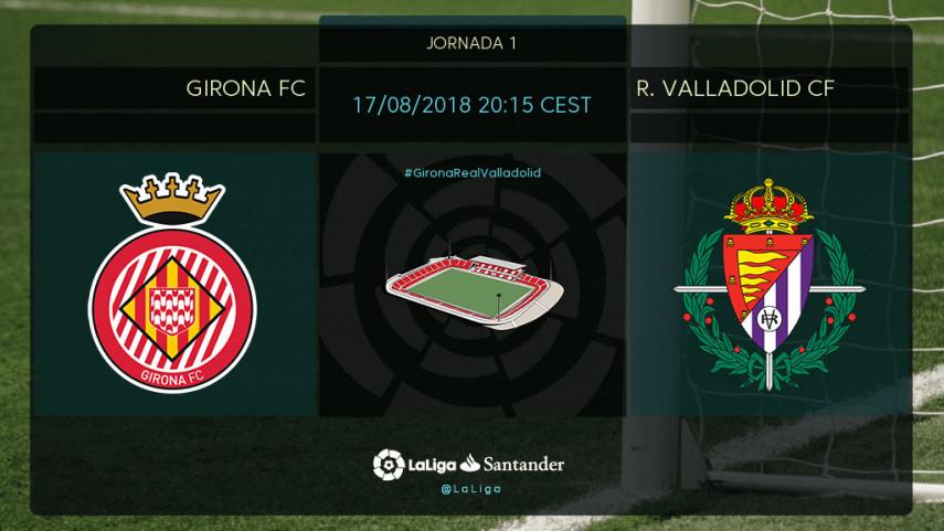 El R. Valladolid quiere estrenarse con victoria