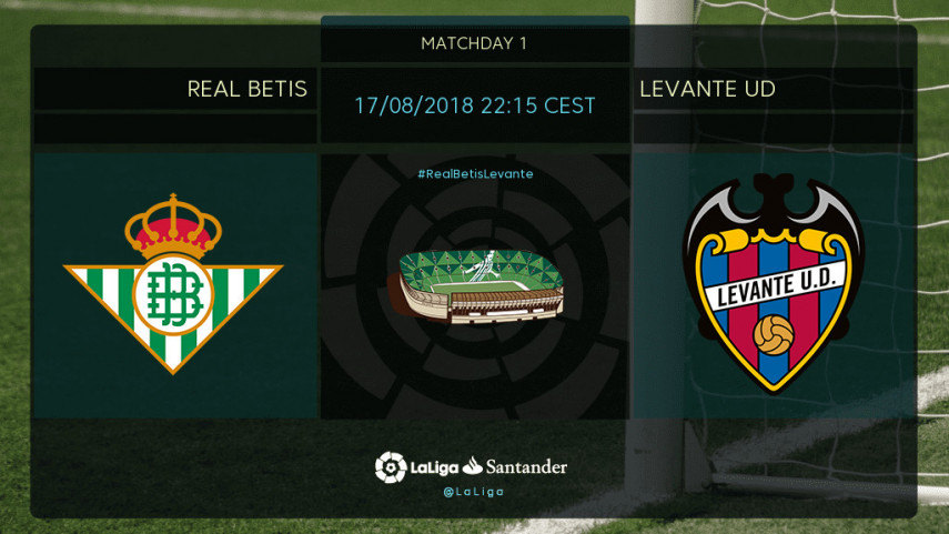 Preview: R. Betis v Levante UD
