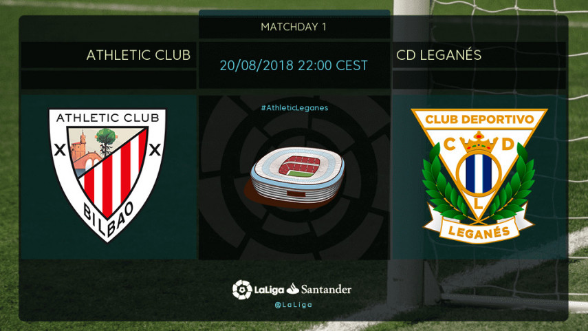 Preview: Athletic v CD Leganes