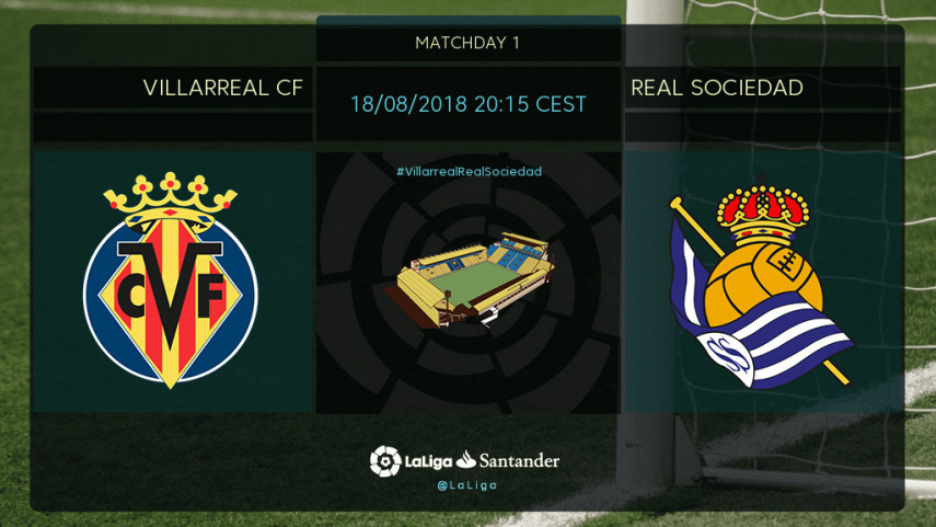 Preview: Villarreal CF v Real Sociedad