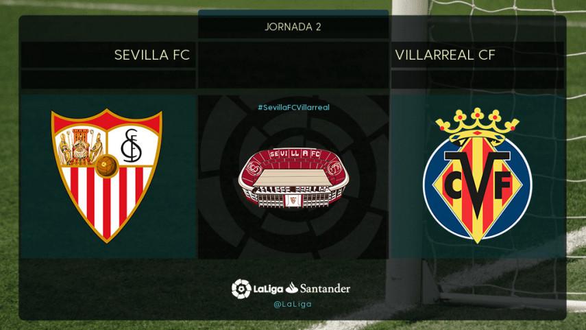 Complicada visita para el Villarreal ante un Sevilla muy rodado