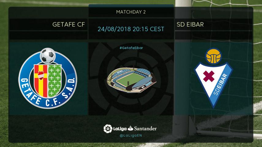 Preview: Getafe CF v SD Eibar