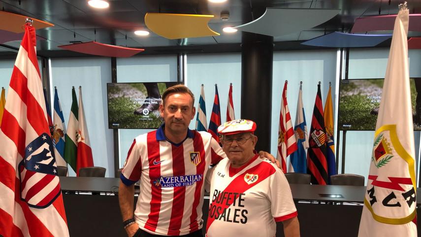 La pasión del Atlético de Madrid - Rayo Vallecano, por primera vez en el Wanda Metropolitano