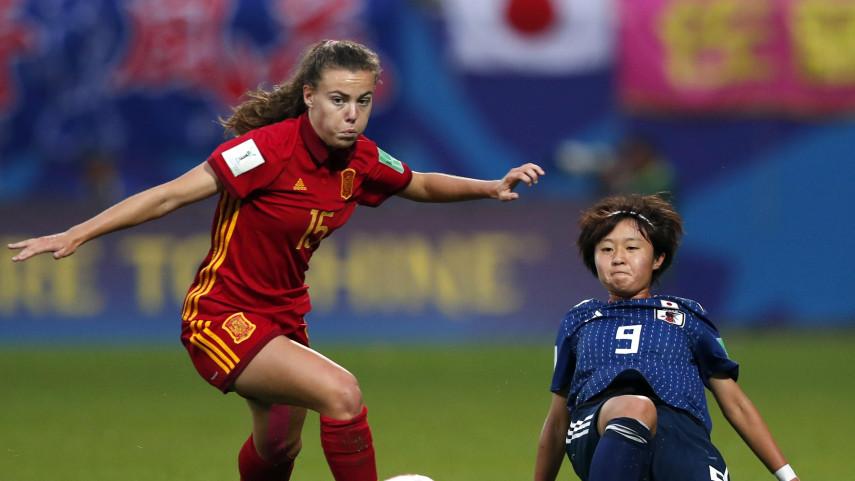España cae derrotada ante Japón en la final del Mundial sub-20