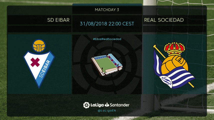 Preview: SD Eibar v Real Sociedad