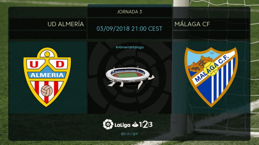El Málaga quiere continuar en lo más alto